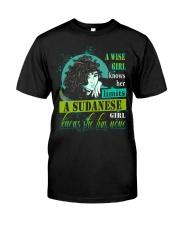 A-WISE-GIRL Classic T-Shirt thumbnail