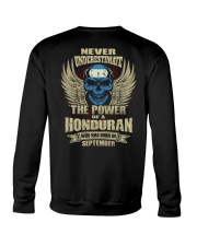 THE POWER HONDURAN - 09 Crewneck Sweatshirt thumbnail