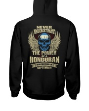 THE POWER HONDURAN - 09 Hooded Sweatshirt thumbnail