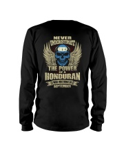 THE POWER HONDURAN - 09 Long Sleeve Tee thumbnail