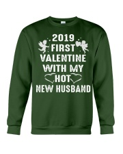VALENTINE-2019 Crewneck Sweatshirt thumbnail