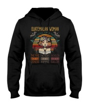 GUATEMALAN Hooded Sweatshirt front