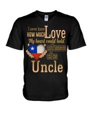 UNCLE Chile V-Neck T-Shirt thumbnail
