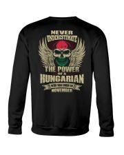 THE POWER HUNGARIAN - 011 Crewneck Sweatshirt thumbnail