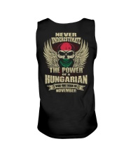 THE POWER HUNGARIAN - 011 Unisex Tank thumbnail
