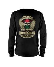THE POWER HUNGARIAN - 011 Long Sleeve Tee thumbnail