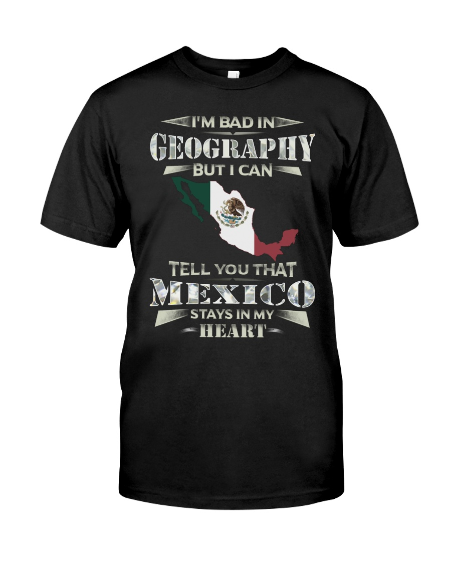 In My Heart - Mexico Classic T-Shirt