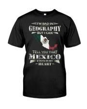 In My Heart - Mexico Premium Fit Mens Tee thumbnail