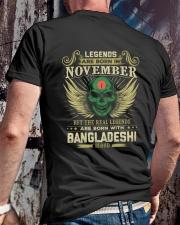 LEGENDS BANGLADESHI - 011 Classic T-Shirt lifestyle-mens-crewneck-back-2