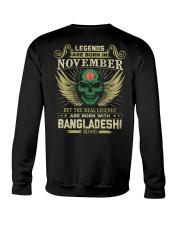 LEGENDS BANGLADESHI - 011 Crewneck Sweatshirt thumbnail