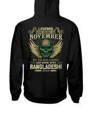 LEGENDS BANGLADESHI - 011 Hooded Sweatshirt thumbnail
