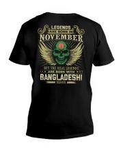 LEGENDS BANGLADESHI - 011 V-Neck T-Shirt thumbnail