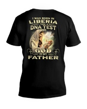 GOD-IS-MY-FATHER V-Neck T-Shirt thumbnail