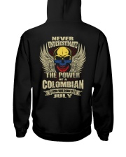 THE POWER COLOMBIAN - 07 Hooded Sweatshirt thumbnail