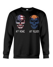 My Blood Arizona Crewneck Sweatshirt tile