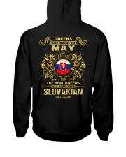 QUEENS SLOVAKIAN - 05 Hooded Sweatshirt thumbnail