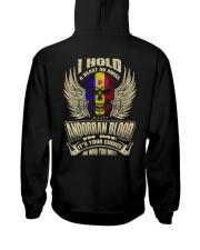 I-HOLD Hooded Sweatshirt back