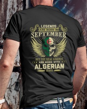LEGENDS ALGERIAN - 09 Classic T-Shirt lifestyle-mens-crewneck-back-2