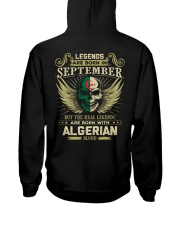 LEGENDS ALGERIAN - 09 Hooded Sweatshirt thumbnail