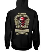 The Power - Bahraini Hooded Sweatshirt back