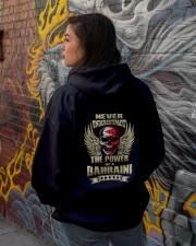 The Power - Bahraini Hooded Sweatshirt lifestyle-unisex-hoodie-back-1