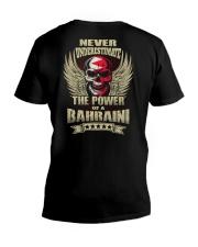The Power - Bahraini V-Neck T-Shirt thumbnail