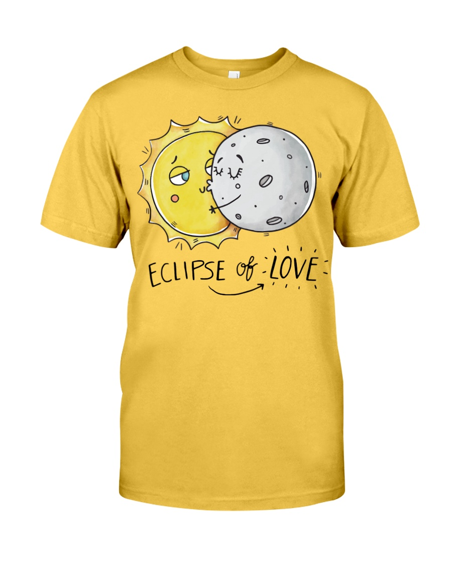 COUPLE- ECLIPSE of LOVE Classic T-Shirt