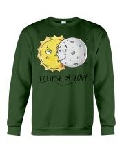 COUPLE- ECLIPSE of LOVE Crewneck Sweatshirt thumbnail