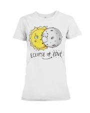 COUPLE- ECLIPSE of LOVE Premium Fit Ladies Tee thumbnail