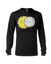 COUPLE- ECLIPSE of LOVE Long Sleeve Tee tile