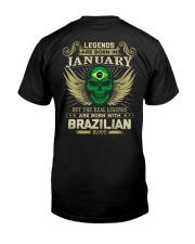 LEGENDS BRAZILIAN - 01 Premium Fit Mens Tee thumbnail