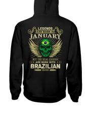 LEGENDS BRAZILIAN - 01 Hooded Sweatshirt thumbnail