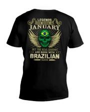 LEGENDS BRAZILIAN - 01 V-Neck T-Shirt thumbnail