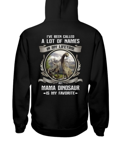 mama dinosaur