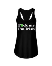 IRISH Ladies Flowy Tank thumbnail