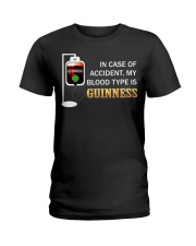 IN-CASE-OF Ladies T-Shirt thumbnail