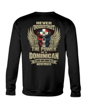 THE POWER DOMINICAN - 011 Crewneck Sweatshirt thumbnail