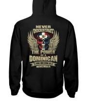 THE POWER DOMINICAN - 011 Hooded Sweatshirt thumbnail
