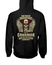 THE POWER CANADIAN - 01 Hooded Sweatshirt thumbnail