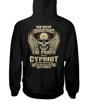 THE POWER CYPRIOT - 09 Hooded Sweatshirt thumbnail