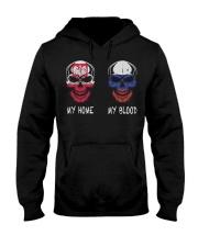 My Home Poland- Russia Hooded Sweatshirt thumbnail