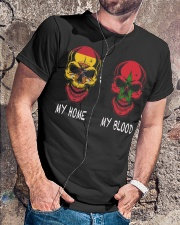 My Home Spain- Morocco Classic T-Shirt lifestyle-mens-crewneck-front-4