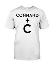 COMMAND  Classic T-Shirt front