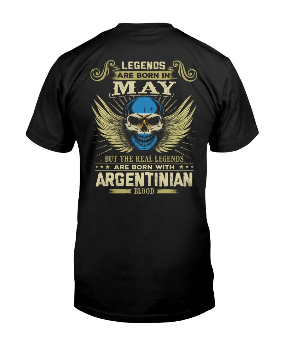 LEGENDS ARGENTINIAN - 05 Classic T-Shirt