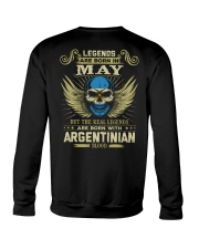LEGENDS ARGENTINIAN - 05 Crewneck Sweatshirt thumbnail