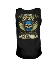 LEGENDS ARGENTINIAN - 05 Unisex Tank thumbnail