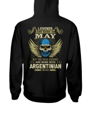 LEGENDS ARGENTINIAN - 05 Hooded Sweatshirt thumbnail