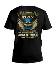 LEGENDS ARGENTINIAN - 05 V-Neck T-Shirt thumbnail