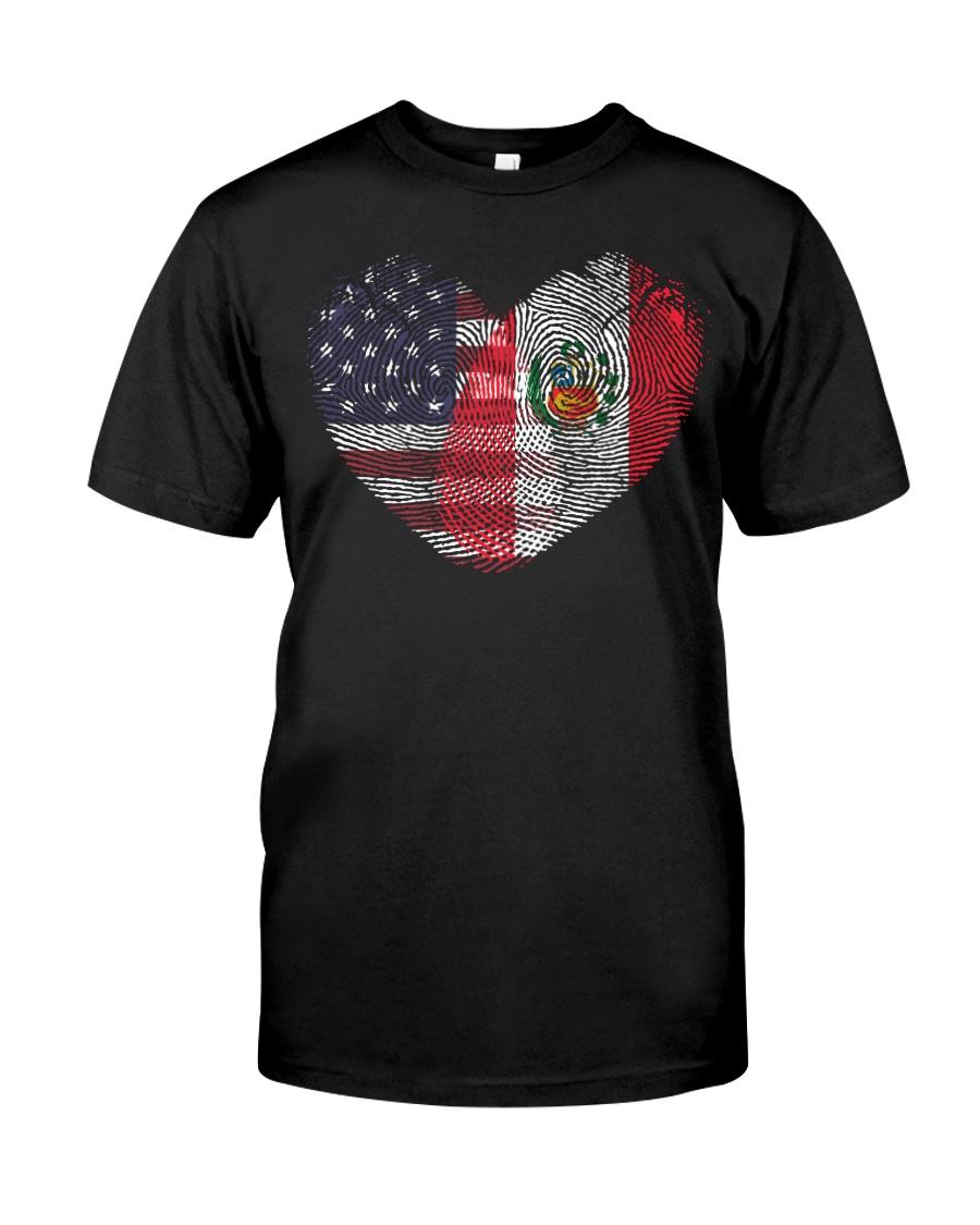 MY HEART Peru Classic T-Shirt