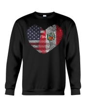 MY HEART Peru Crewneck Sweatshirt thumbnail